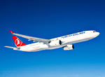 Vluchtpromotie Turkish Airlines